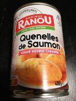 Quenelles De Saumon - Produit - fr