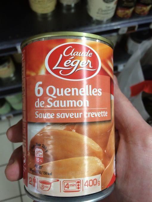 Quenelles De Saumon - Product