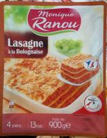 Lasagne à la bolognaise - Product - fr