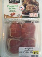 Paupiettes de porc - Produit