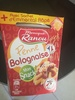Penne Bolognaise Mon Snack - Product