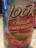 Boisson goût fraise-framboise - Product