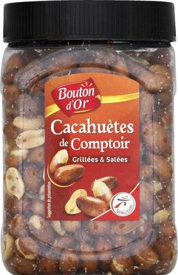 Cacahuètes de comptoir, grillées & salées - Produit - fr