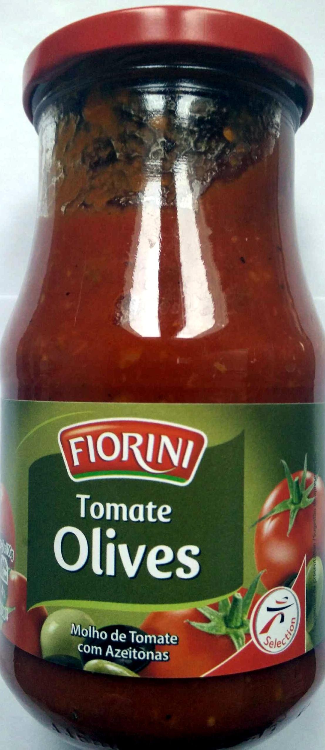 Tomate Olives - Produit