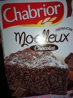 Préparation pour Moelleux au chocolat - Produit