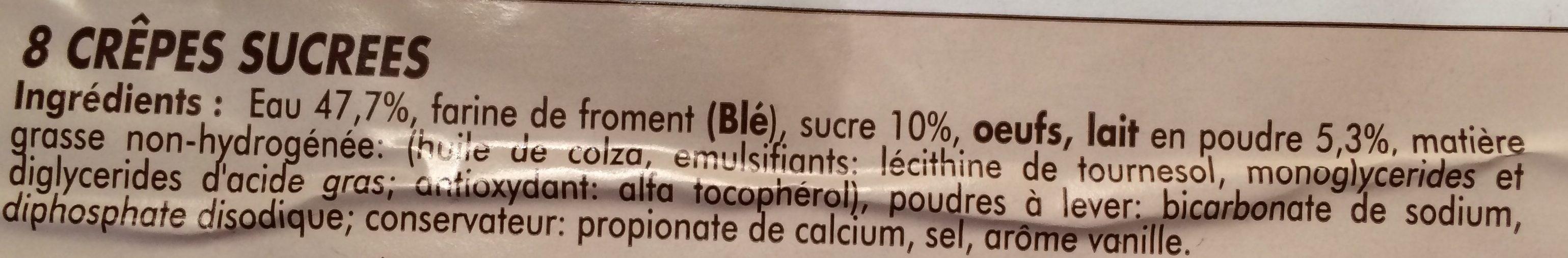 8 cr pes sucr es chabrior 400 g e - Bicarbonate de soude intermarche ...