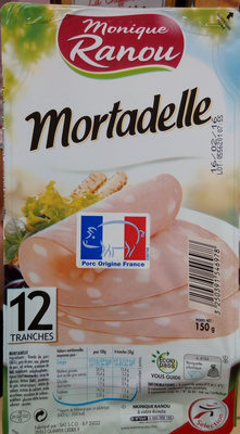 Mortadelle - Product - fr