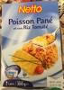 Poisson Pané et son Riz Tomaté - Produit