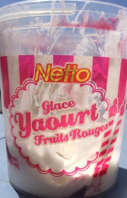 Glace Yaourt Fruits rouges - Produit