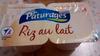 Riz au lait - Produit