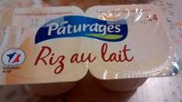 Riz au lait - Product