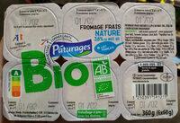 Fromage Frais Nature (3,8 % MG) - Produit - fr