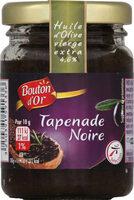 Tapenade noire, recette provence - Produit - fr