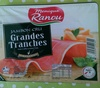 Jambon cru grandes tranches - Product
