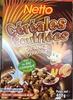 Céréales soufflées caramel & chocolat - Product