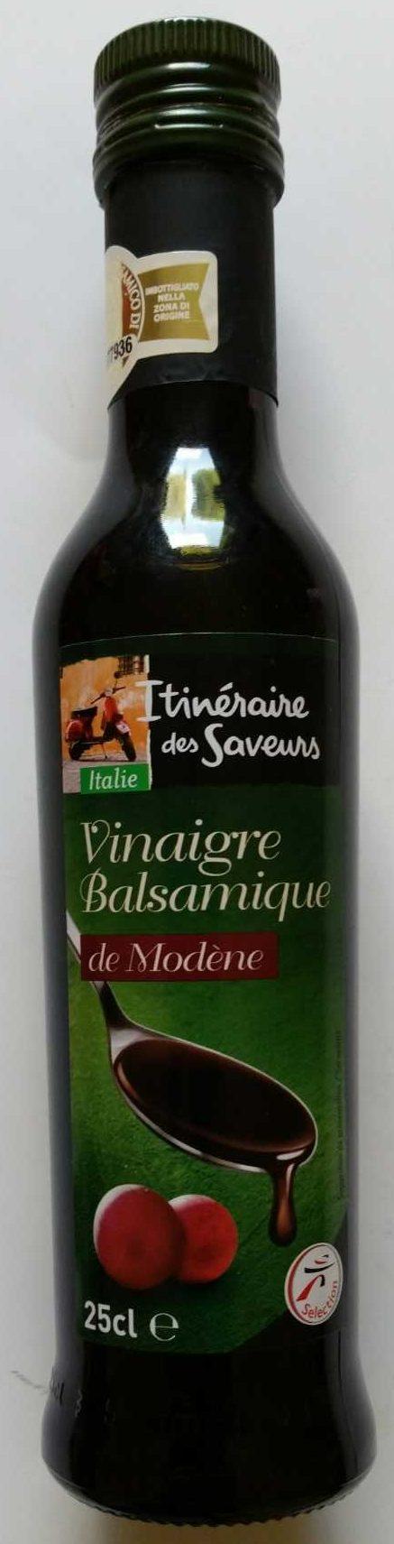 Vinaigre balsamique de Modène - Produit