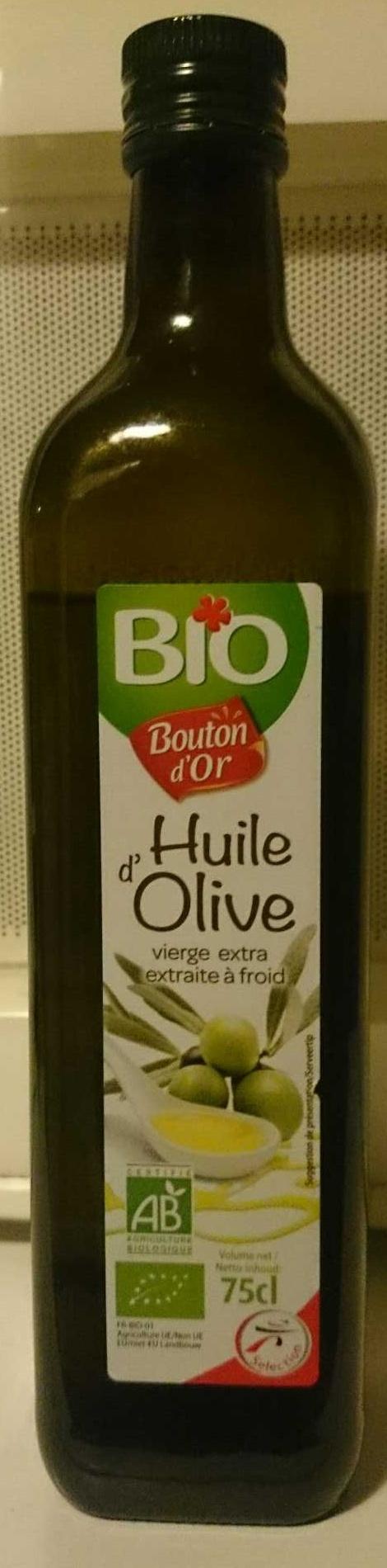 huile olive intermarche