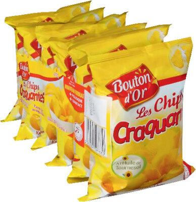 Chips craquantes - Produit - fr