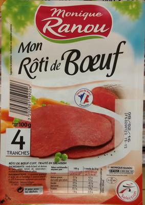 Mon Rôti de Bœuf - Product - fr