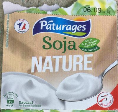 Spécialité Au Soja Nature, Les 6 Pots De 100g - Product