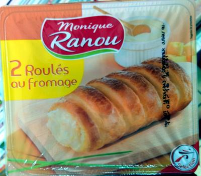 2 Roulés au fromage - Produit - fr