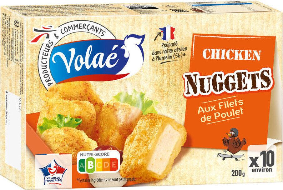 Nuggets aux filets de poulet - Product - fr