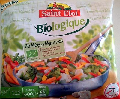 Poêlée de légumes - Product - fr