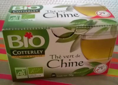 Thé vert Bio - Product