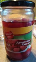 Oignons rouges - Produit - fr