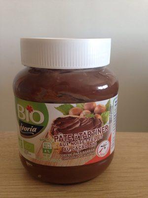 Pate à tartiner bio - Product - fr