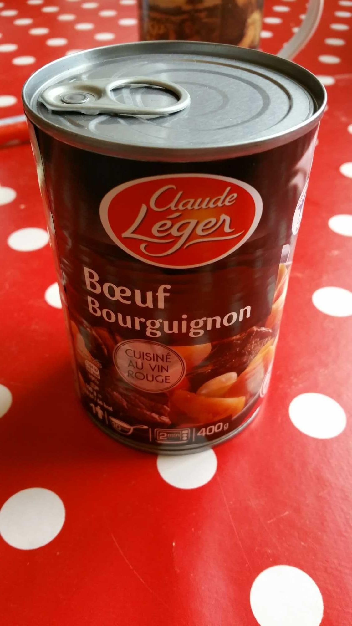 Boeuf Bourgignon  Au vin rouge - Product