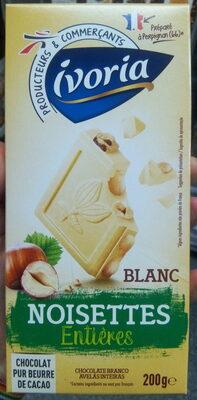 Blanc noisettes croquantes - Product