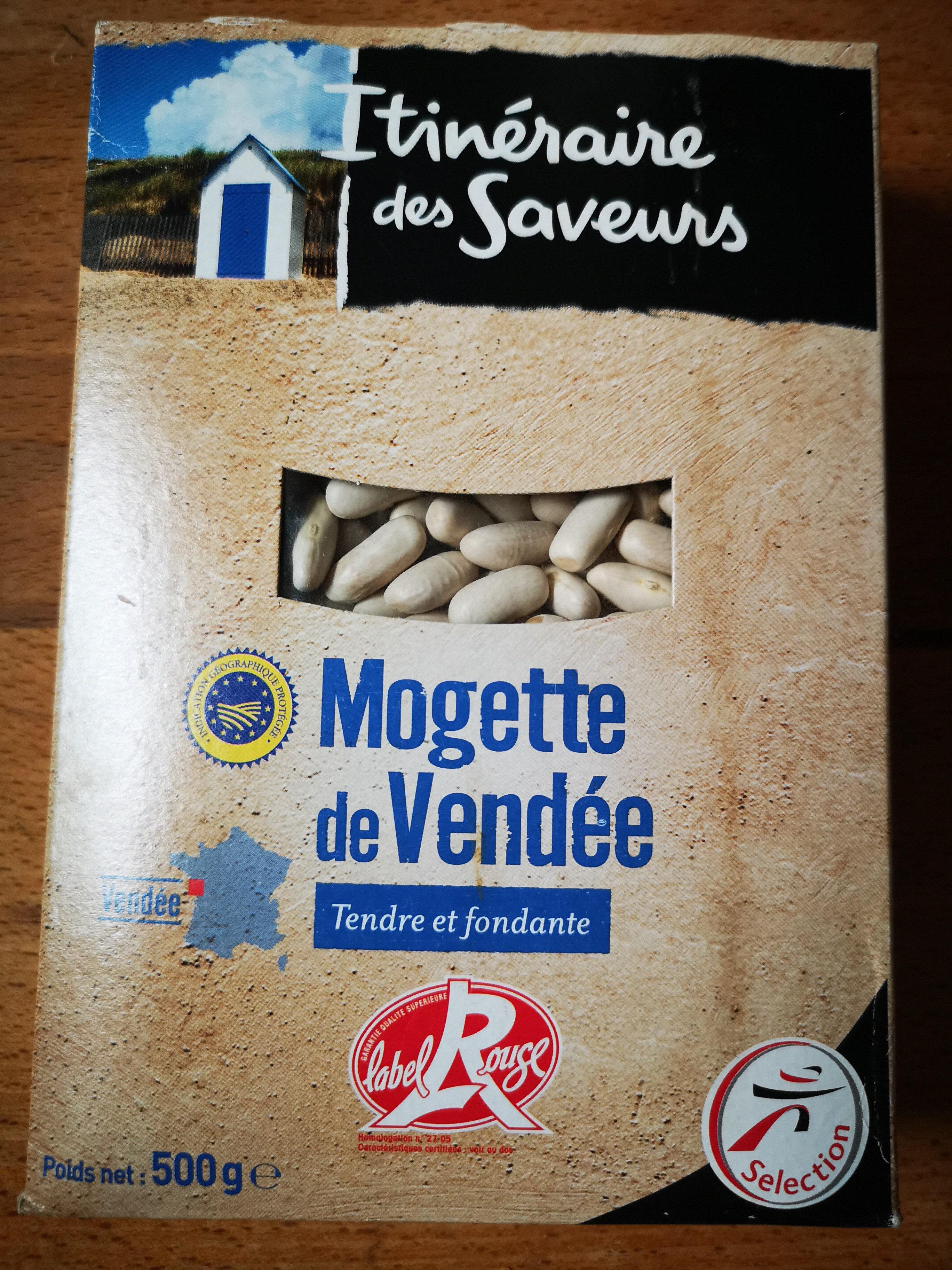 Mogettes de Vendée - Label Rouge - IGP - Produit
