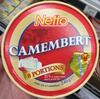 Camembert, 8 Portions (21 % MG) - Product