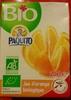 Producteurs et Commerçants Bio Pur Jus d'orange biologique - Product