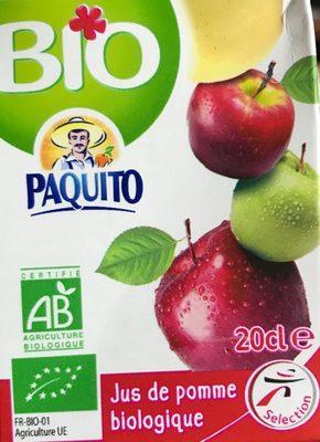 Producteurs et commerçants Bio Pur Jus de pomme - Product