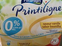 Fromage Blanc 0% Saveur vanille - Product