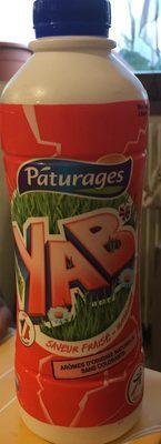 YAB** Saveur Fraise - Product