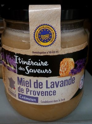 Miel de Lavande de Provence Crémeux - Product - fr