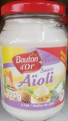Sauce Aïoli à l'ail - Produkt - fr