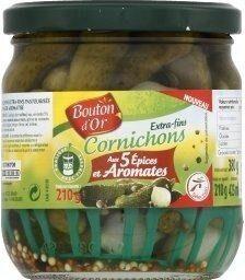 Cornichons aux 5 épices - Produit - fr
