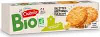 Galettes bretonnes pur beurre bio - Produit - fr
