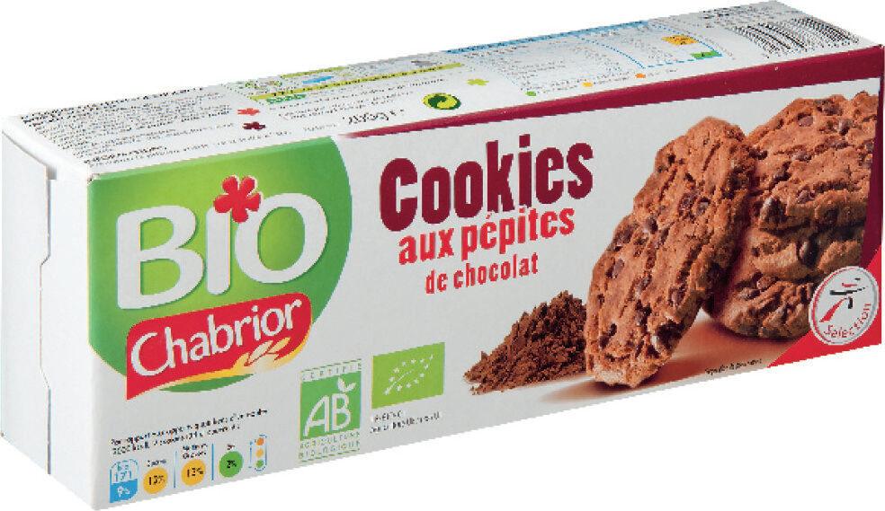Cookies aux pépites de chocolat BIO - Product - fr