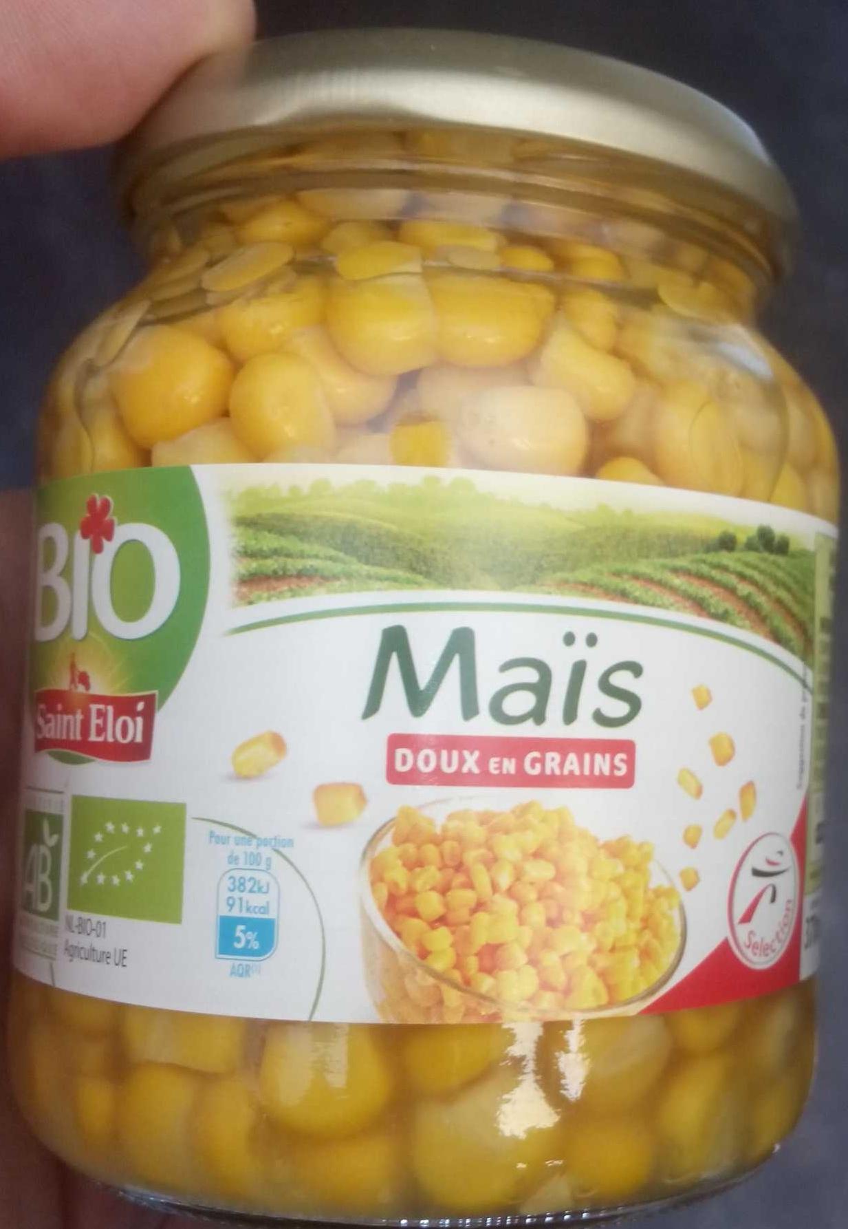 Mais doux en grains - Product - fr