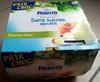 Purée de fruits sans sucres ajoutés Pomme Poire - Product