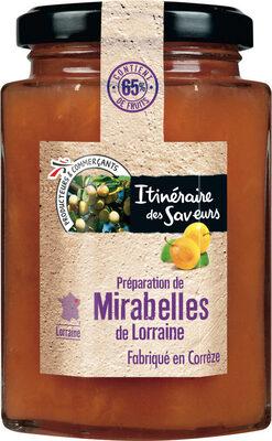 Préparation de mirabelles de lorraine - Product - fr