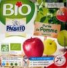 Purée de pomme bio - Produto