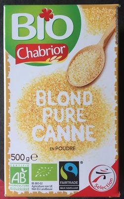Blond pure canne - Produit - fr