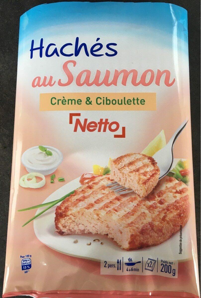 Haché de saumon - Product