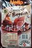 Jambon de Bayonne - Product
